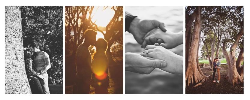 photography couple engagement