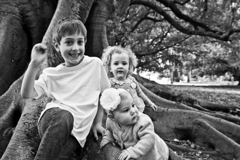 red eclectic family perth family photography 02