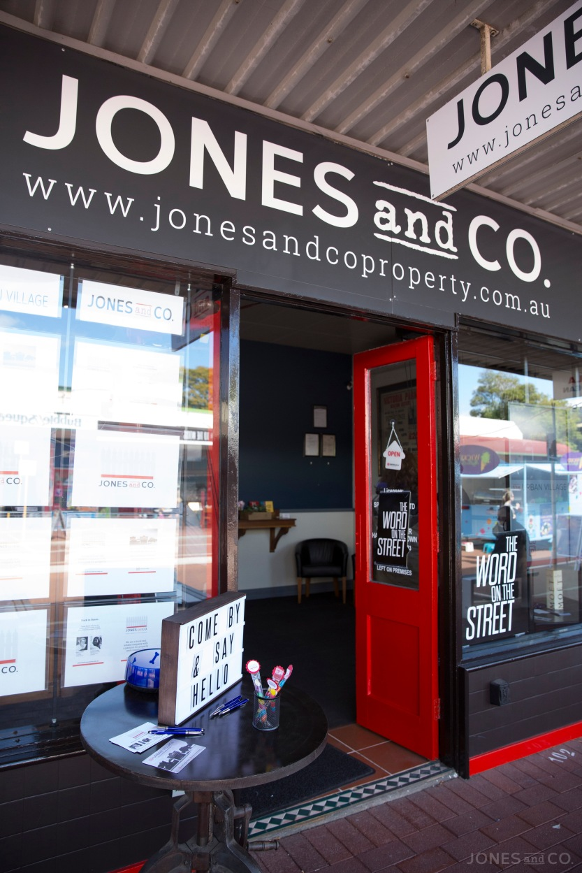 Jones & Co Property Launch